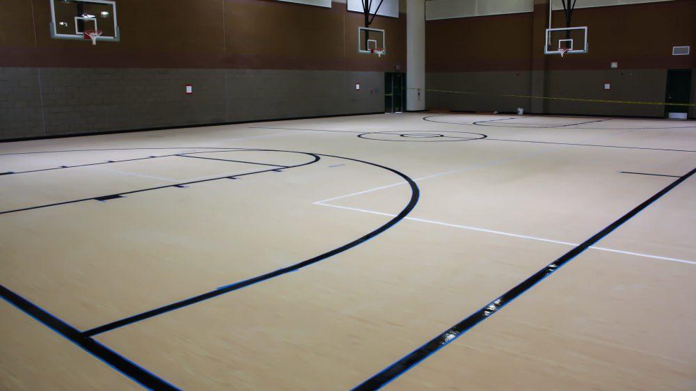 Upland HS Gym